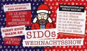 Sido Weihnachtsshow