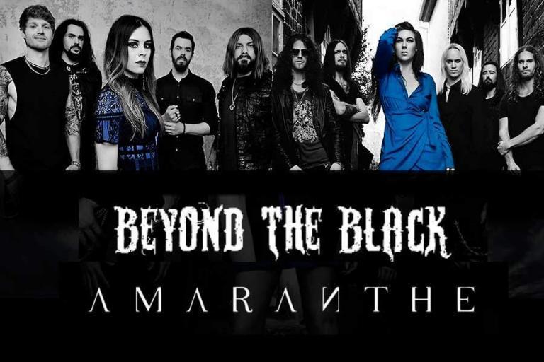 Beyond the black amaranthe