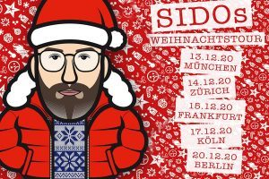 sido weihnachtstour